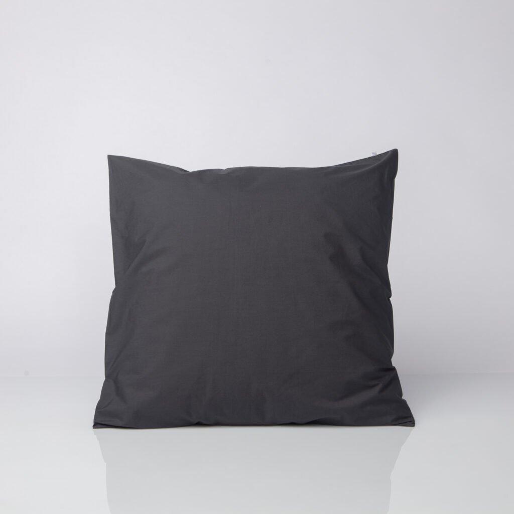 cotton-percale-pillowcase-lava-grey-2
