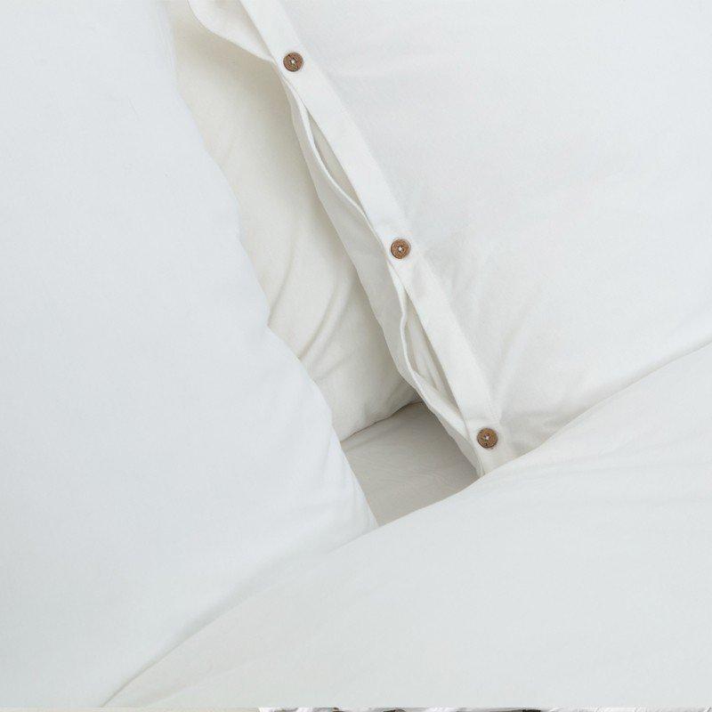 Cotton Premium Jersey Pillowcase Snow White 5