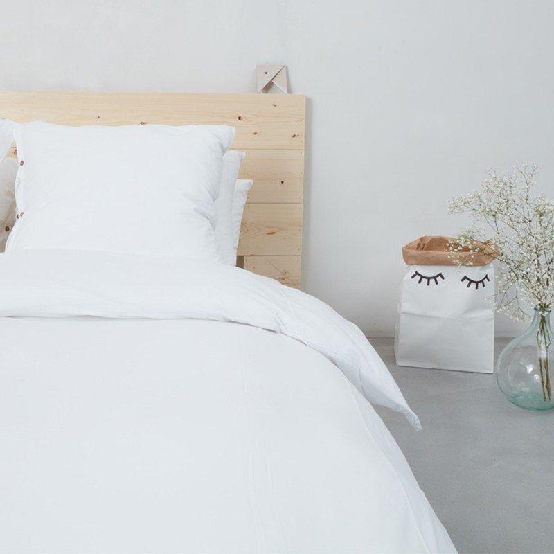 Cotton Premium Jersey Pillowcase Snow White 6