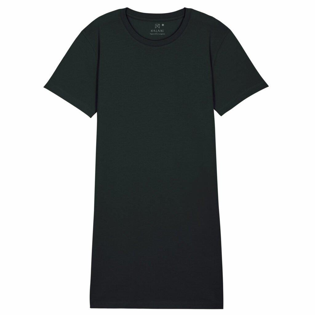 dress women organic w jersey dress organic w jersey dress black front
