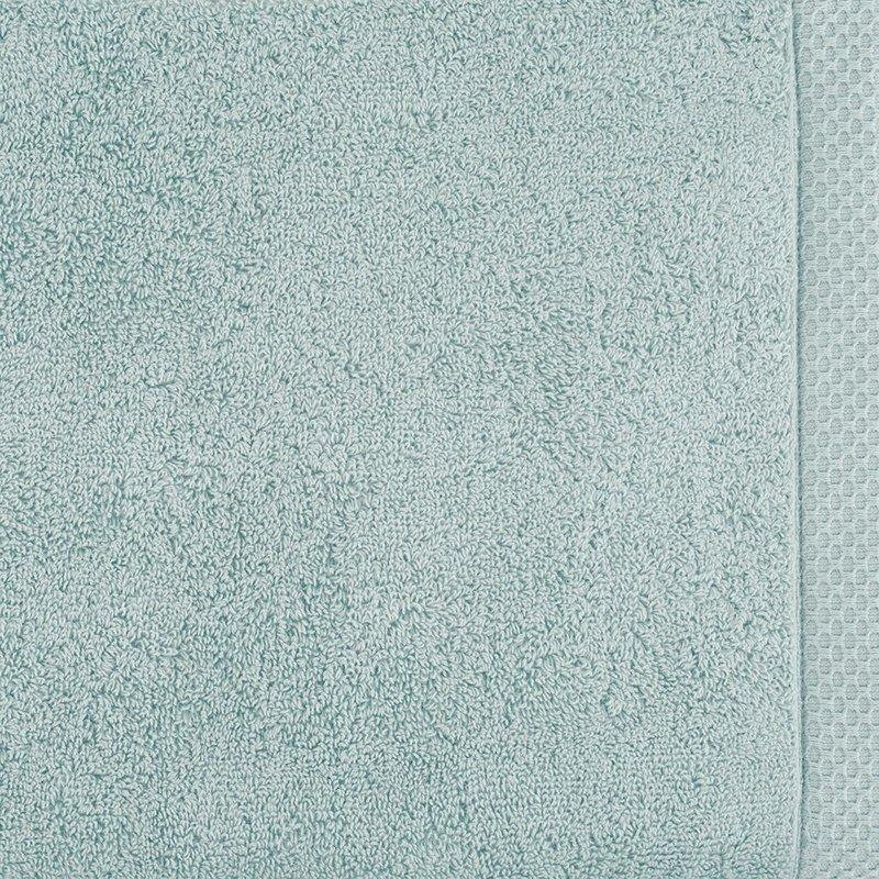 luxury bath linen closeup kalani blue 1