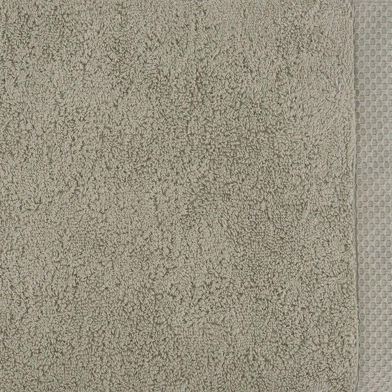 luxury bath linen closeup sand 1