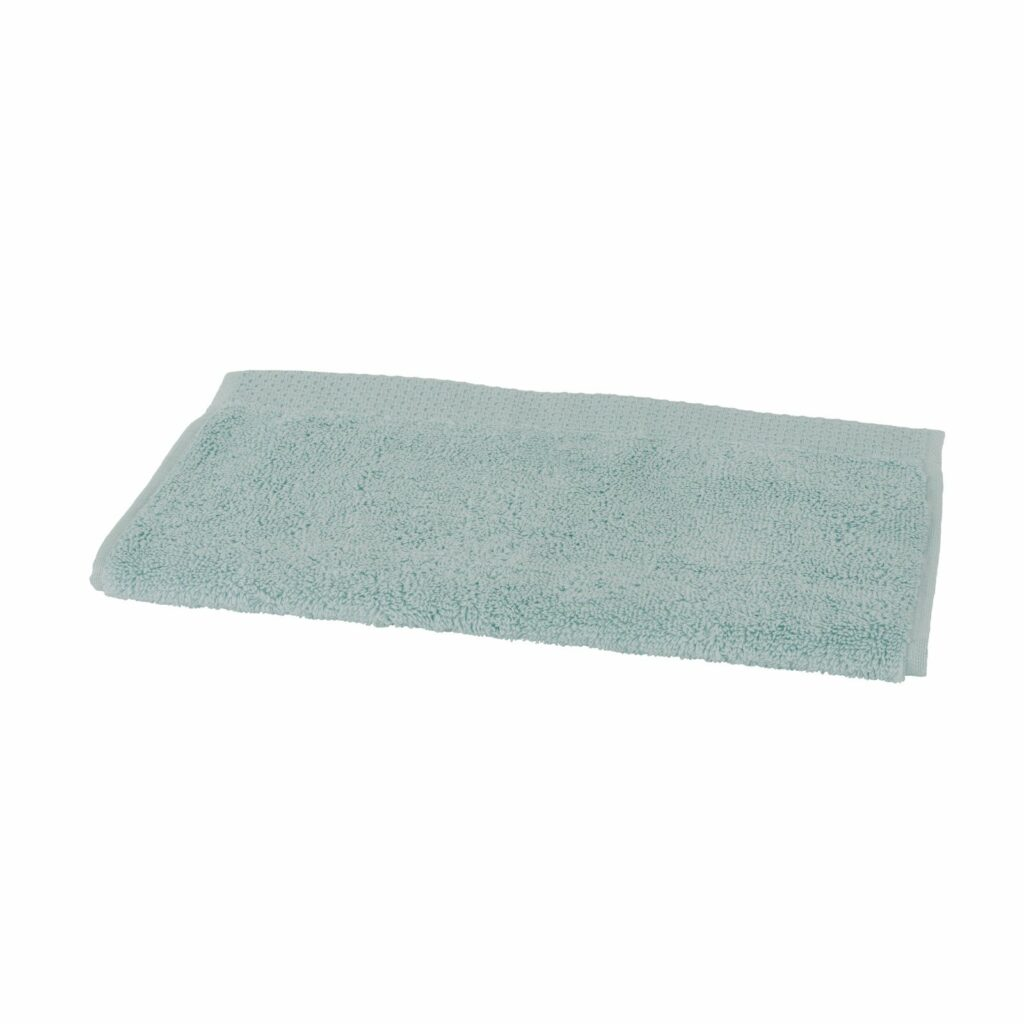 luxury guest towel kalani blue 0