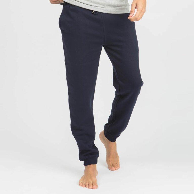 pants men organic relax pants organic relax pants french navy 1