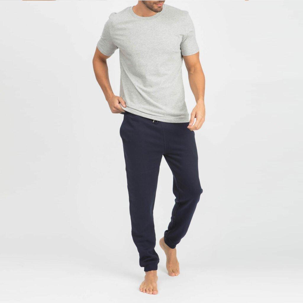 pants men organic relax pants organic relax pants french navy 2
