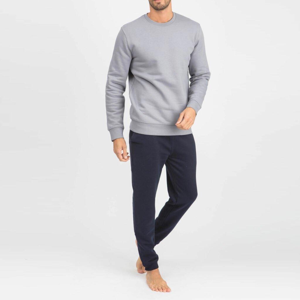 pants men organic relax pants organic relax pants french navy 6