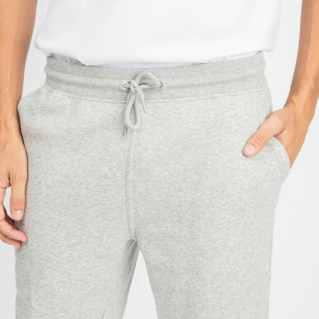 pants men organic relax pants organic relax pants heather grey 3