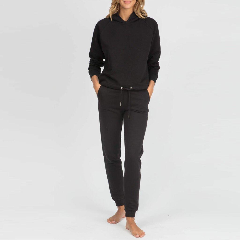 pants women organic w slim pants organic w slim pants black 4