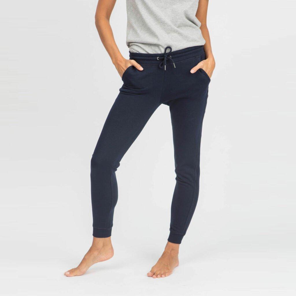 pants women organic w slim pants organic w slim pants french navy 2