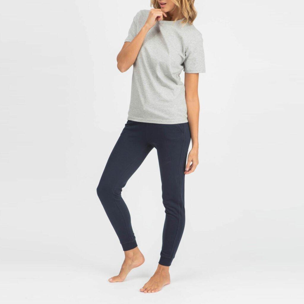 pants women organic w slim pants organic w slim pants french navy 6