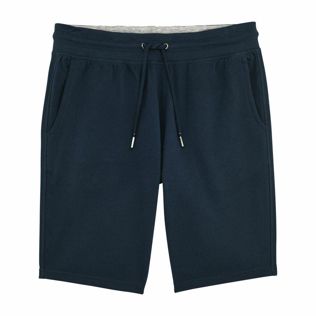 shorts men organic shortss organic shortss french navy front