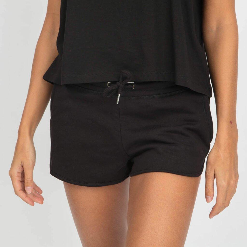 shorts women organic w shortss organic w shortss mid black 2